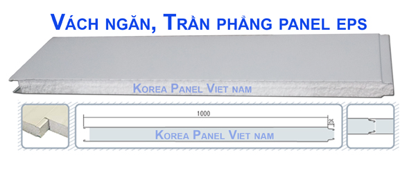 panel cach nhiet chong on